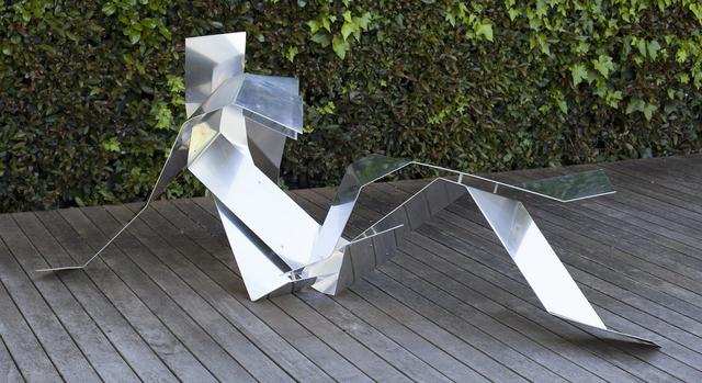 , 'Reclinging (Origami series),' 2015, Johans Borman Fine Art