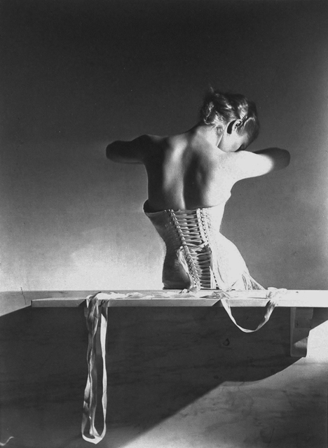 , 'Mainbocher Corset, Paris,' 1939, Staley-Wise Gallery