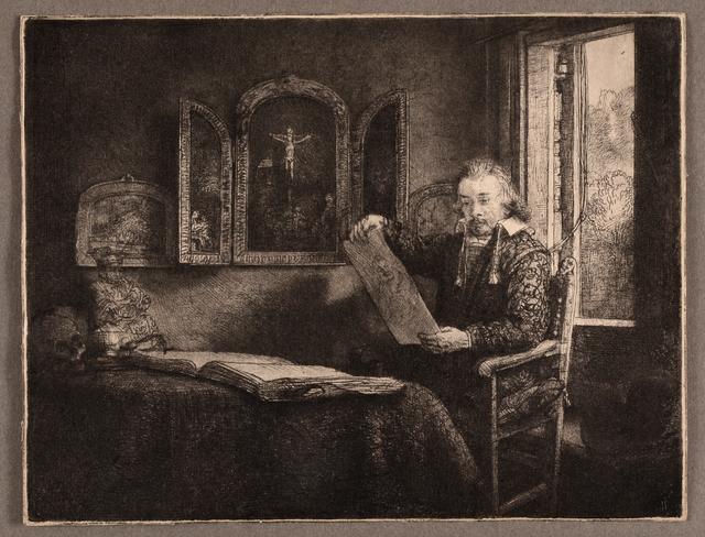 , 'Abraham Francen, Apothecary,' ca. 1657, David Tunick, Inc.