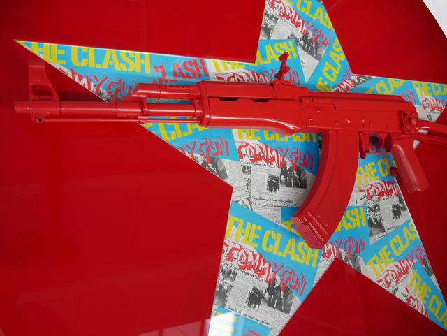 Keith Haynes, 'Tommy Gun - AK 47', 2017, Gallery Different
