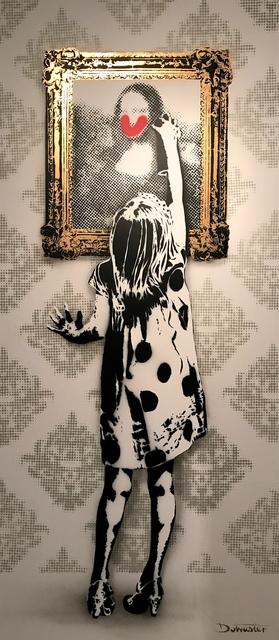 , 'Indigo Gets Up,' 2017, Galleria GUM