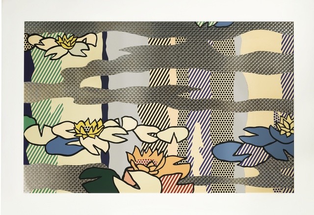 Roy Lichtenstein, 'Water Lily Pond with Reflections', 1992, Sotheby's