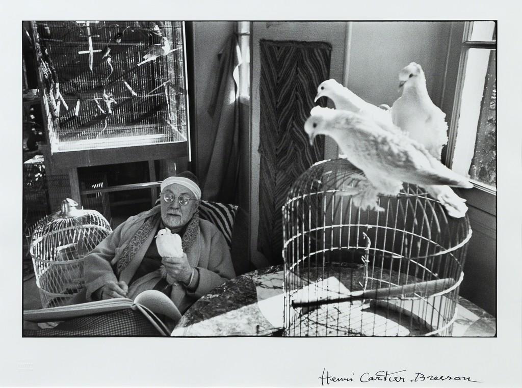 Henri Matisse Vence France