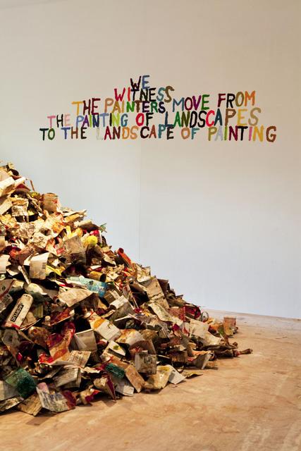 , 'Faulty Landscape,' 2002-2015, Artinformal