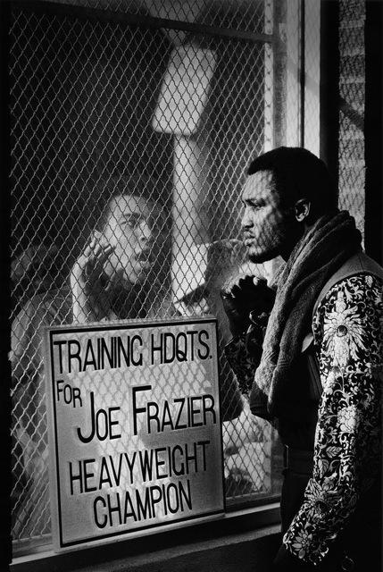, 'Ali vs. Frazier,' 1971, Paraphé