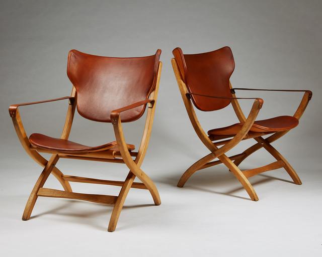 """, '""""Egyptian Chair"""",' 1950, Modernity"""
