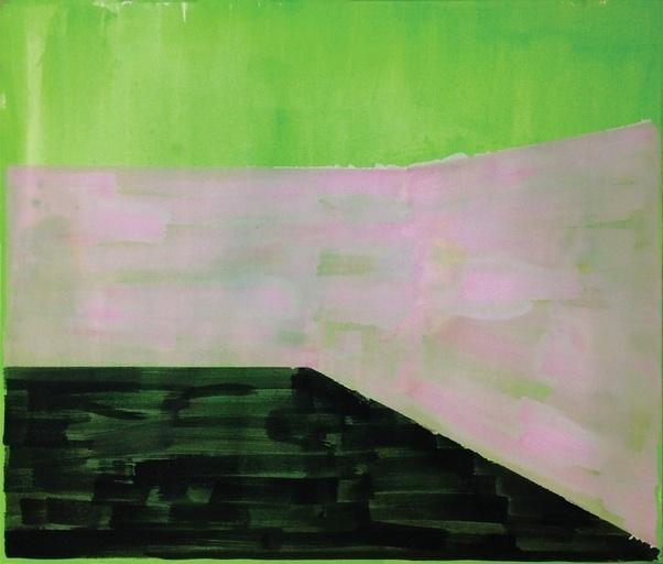 Tamina Amadyar, 'Sunday', 2014, Painting, Pigment and rabbit glue on canvas, Rema Hort Mann Foundation Benefit Auction