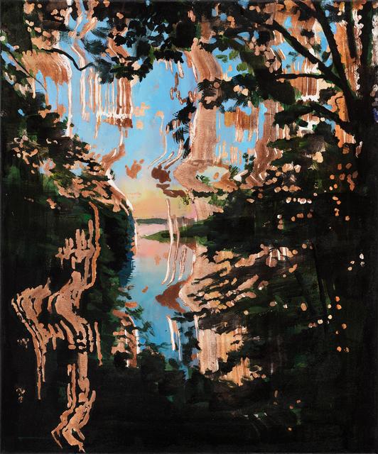 , 'Lake ,' 2017, Odon Wagner Gallery