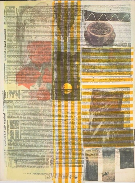 Robert Rauschenberg, 'One More and We Will Be More than Halfway There', 1979, michael lisi / contemporary art