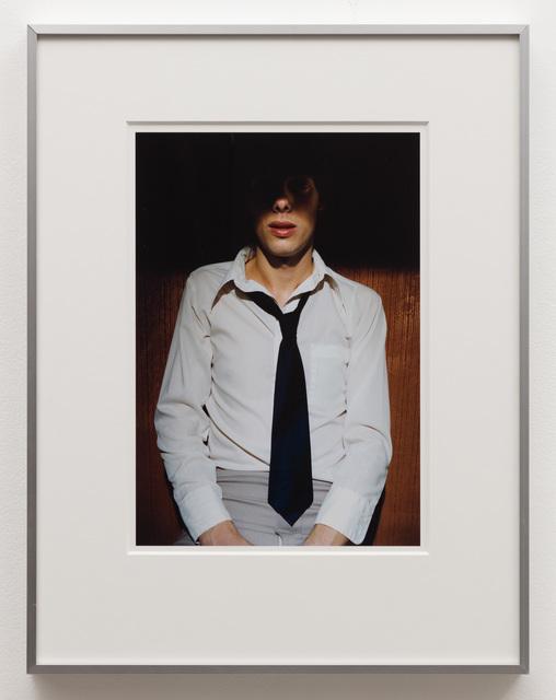 , 'Man in Tie,' 1976, Anat Ebgi