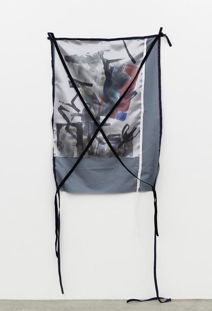 , 'Lost Timeline - openmouthobjectmarbleeggplantherbronzered2whitefabriks,' 2014, Freymond-Guth Fine Arts Ltd.