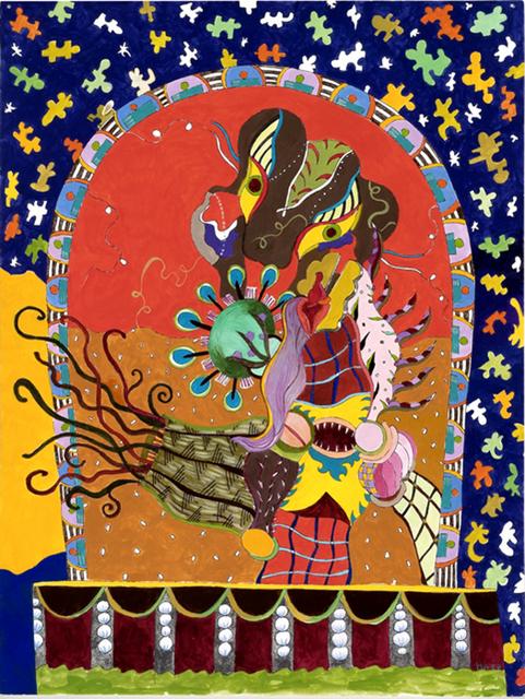, 'The Visitation Quandary,' 2007, InLiquid