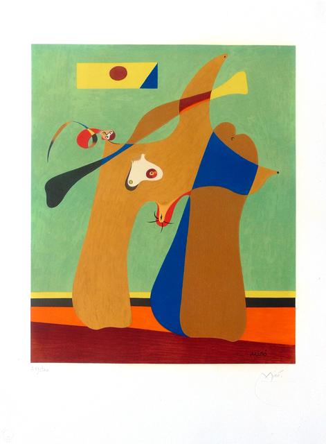 , 'Woman | Femme,' 1932/1958, Gilden's Art Gallery