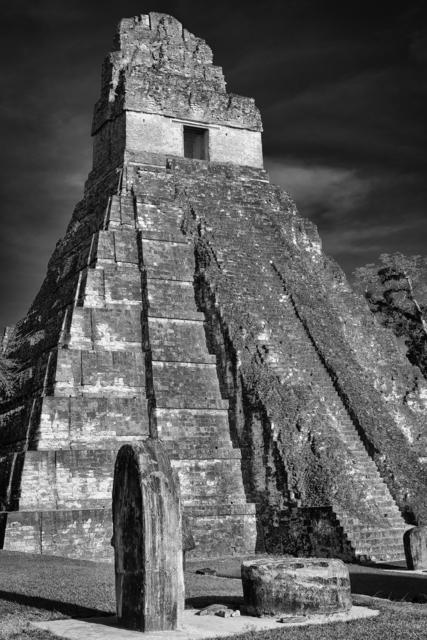 , 'Tikal Templ I,' 2017, Peyton Wright Gallery