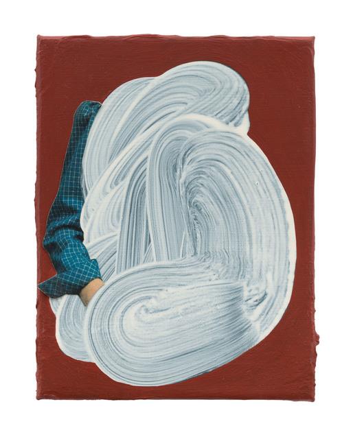 , 'Isabell Rouge,' 2015, Galerie Kleindienst