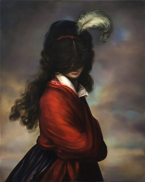 , 'Untitled (after Elisabeth-Louise Vigée-Le Brun),' 2015, lokal_30