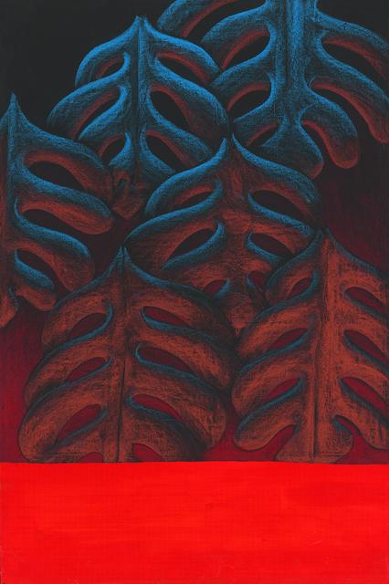 Julien Colombier, 'Fluo Palms', 2014, Le Feuvre & Roze