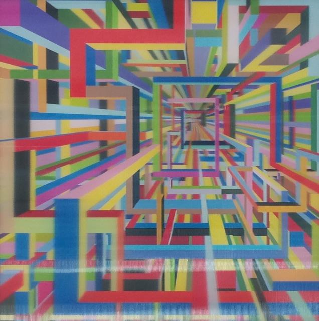 , 'Lenticular Art ,' 2016, Bruno Art Group