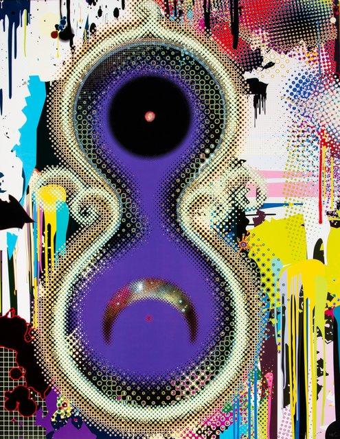 Takashi Murakami, 'Genome No. 10 10^7x2^122', 2009, Heritage Auctions