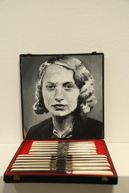 , 'Untitled (26),' 2014, Mario Mauroner Contemporary Art Salzburg-Vienna
