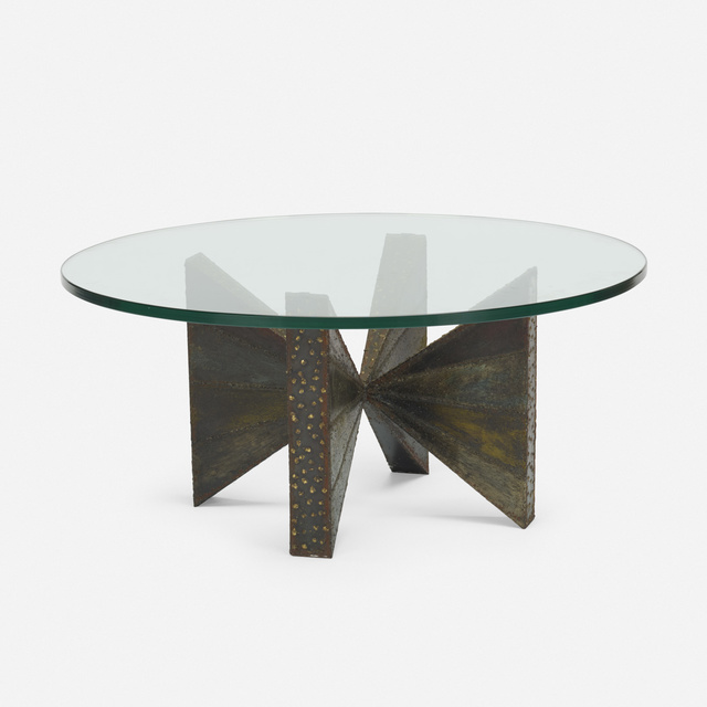 Paul Evans, 'coffee table', 1967, Wright