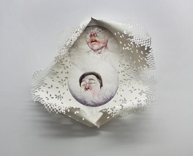 Timothy Hyunsoo Lee, 'Halo,' 2013, Sabrina Amrani