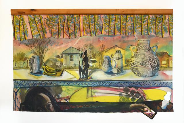 , 'Window Sill,' 2018, Denny Dimin Gallery