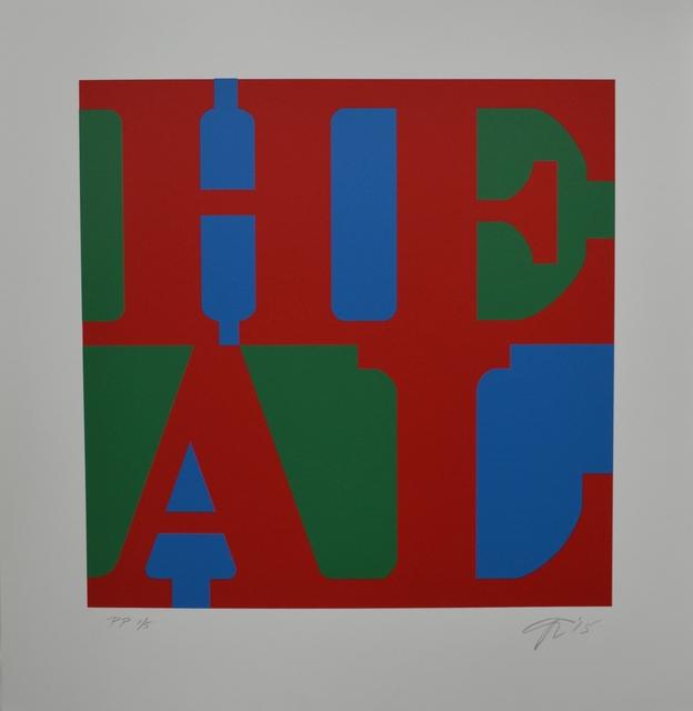 , 'HEAL,' 2015, Long-Sharp Gallery