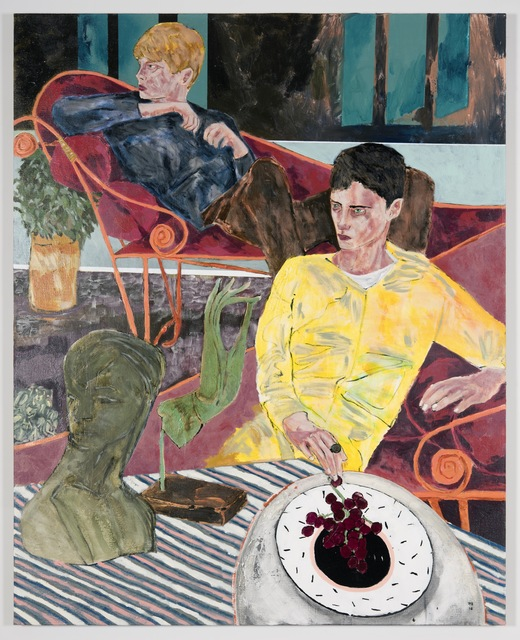 , 'mood ring ,' 2016, Fredric Snitzer Gallery