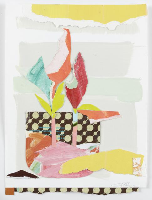 Teresa Roche, 'Floral Series 7', 2019, Miller Gallery Charleston