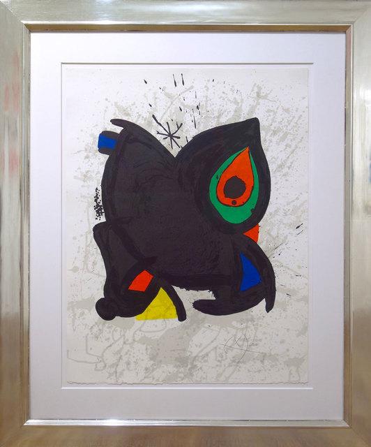 Joan Miró, 'Grand Palais', 1974, Galerie Kellermann