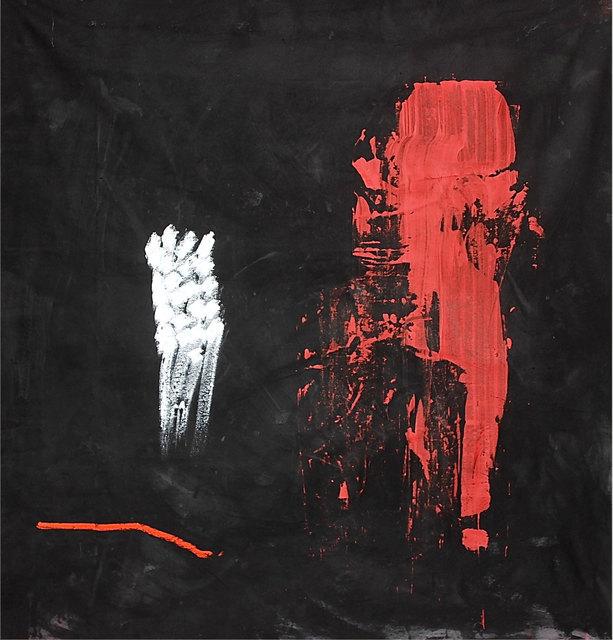 , 'Totem VIII - Part II,' 2018, Salomon Arts Gallery