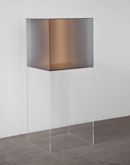 , 'Cube #31 (Amber),' 2006, Kohn Gallery