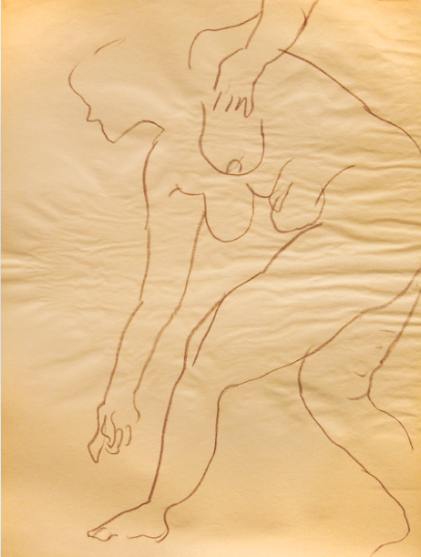, 'Gesture Drawing 3,' ca. 1984, Ethan Cohen New York