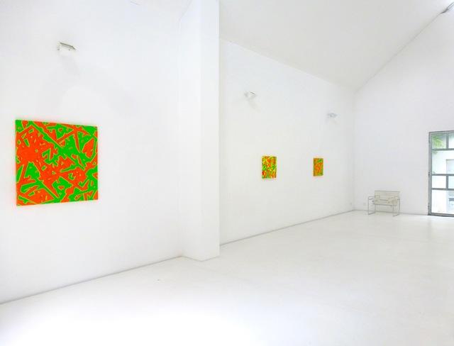, 'Signals,' 2018, Brigitte March International Contemporary Art