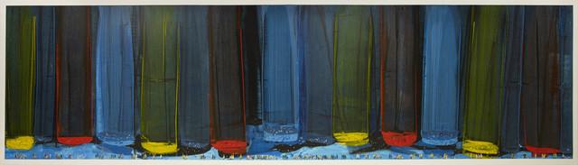 , 'Fluid Sky Line,' 2015, Mark Hachem Gallery