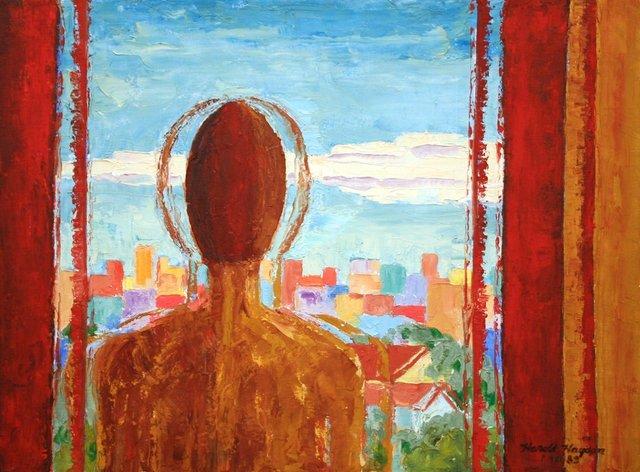 , 'Window,' 1982, Richard Norton Gallery