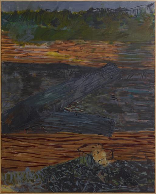 , 'Neuzeit VIII,' 2003, Galleri Bo Bjerggaard