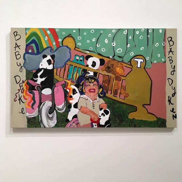 , 'Baby Dyke,' 2018, Asher Grey Gallery
