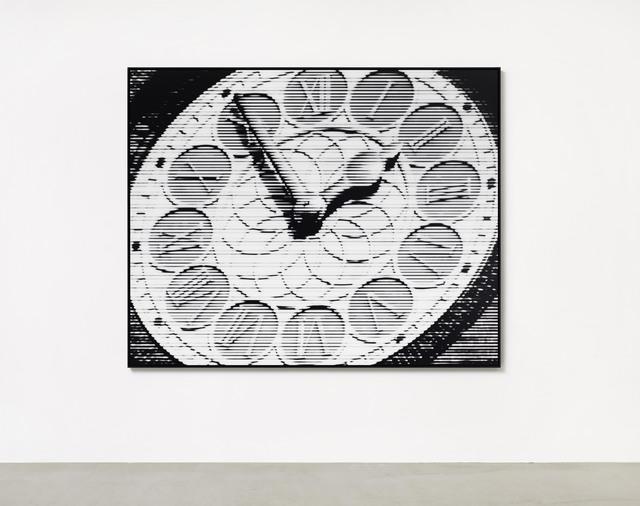 , 'Berlin Time,' 2012, Hirshhorn Museum and Sculpture Garden