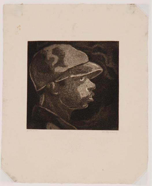 Dox Thrash, 'Yacom (Ittman #48)', ca. 1937, Print, Aquatint, Sragow Gallery