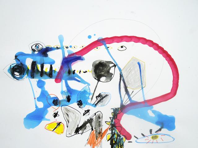 , 'Untitled (Eye),' 2016, Galerie C.O.A