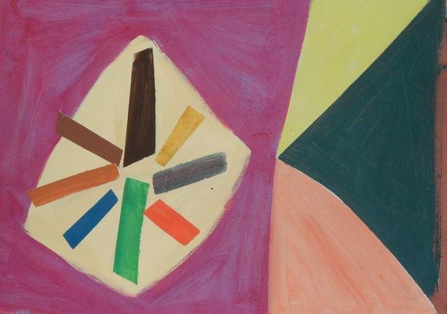 , 'Portico,' 2016, Maddox Arts