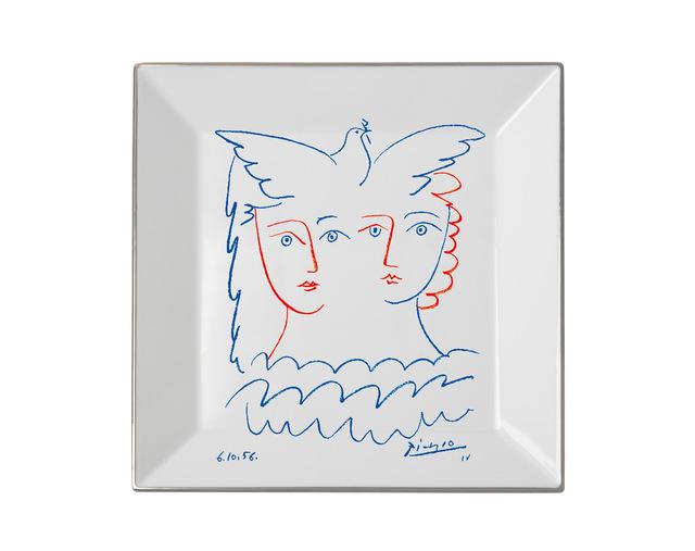 Pablo Picasso, 'Two Women with Dove Plate', 2016, Artware Editions