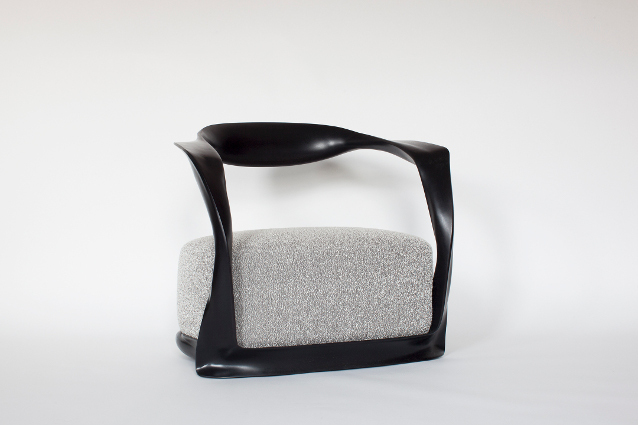 , 'Ombre Chair,' 2016, 18 Davies Street Gallery