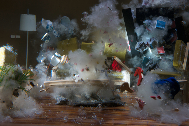 , 'Dwelling-Moment III,' 2014, Art Night London