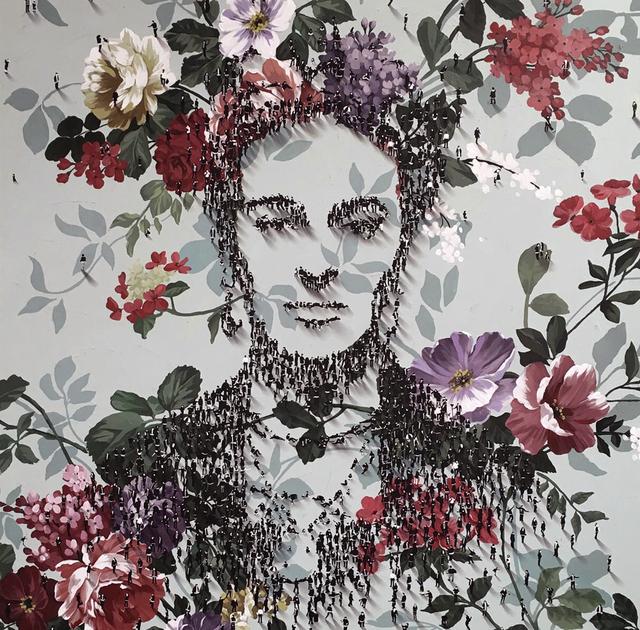 , 'Flor de la Gente,' , Connect Contemporary