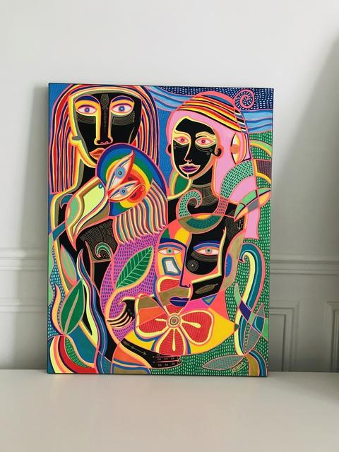 Julien Calot, 'L'oiseau des illusions', 2018, Galry