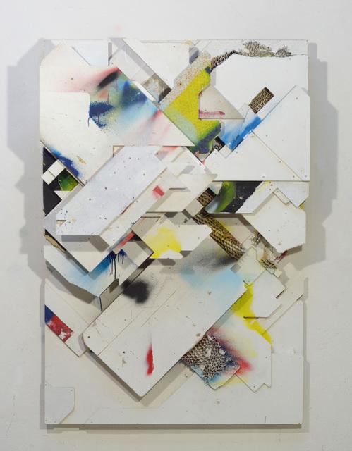 , 'Conclusion 2,' 2015, ALICE Gallery