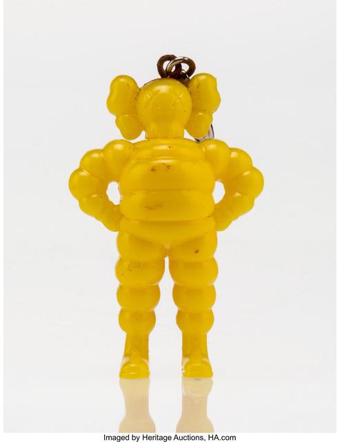 KAWS, 'Chum Keychain (Yellow)', 2009, Heritage Auctions